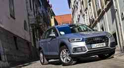 Test: Audi Q5 2.0 TDI Quattro Basis