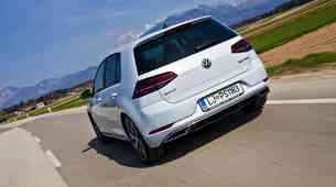 Kratki test: VW Golf 2.0 TDI DSG Highline