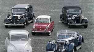 Zgodovina: Audi ‒ štirje krogi za štiri avtomobilska podjetja