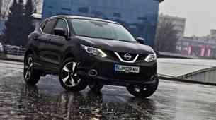 Kratki test: Nissan Qashqai 1.5 dCi 360°