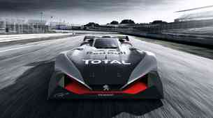 Nov Peugeotov dirkalnik na progi že čez en mesec