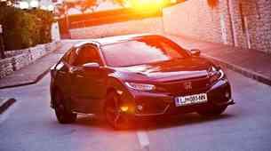 Test: Honda Civic 1.5 Sport