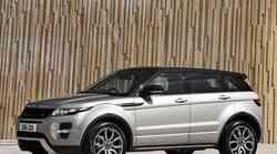 Range Rover Evoque po novem kot hibrid