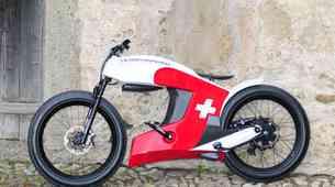 Düsenspeed predstavlja prva tri električna kolesa