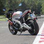 Test: Aprilia Tuono V4 1100 RR, je to res najboljši 'slečen' športnik? (foto: Peter Kavčič)