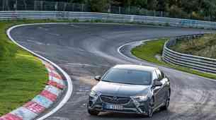 Nova Opel Insignia premagala predhodnico na Nürburgringu