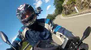 Opis ukradene opreme: Shoei XR1000, BMW Rallye 3, Alpinestars Durban Gore-Tex