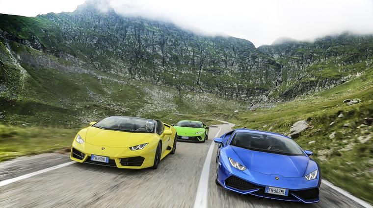 Lamborghini bo V10 in V12 motorje obdržal do zadnjega (foto: Lamborghini)