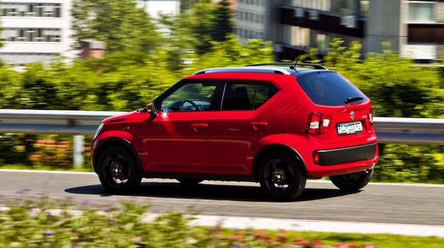 Test: Suzuki Ignis 1.2 VVT 4WD Elegance (foto: Saša Kapetanović)