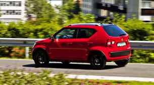 Test: Suzuki Ignis 1.2 VVT 4WD Elegance