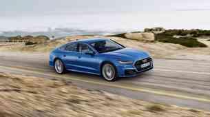 Audi A7 Sportback je novi dinamični in športni obraz znamke