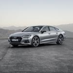 Audi A7 Sportback je novi dinamični in športni obraz znamke (foto: Audi)