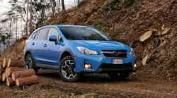 Kratki test: Subaru XV 2.0D Unlimited