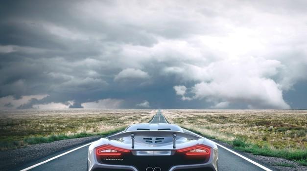 Hennessey pripravil odgovor na Bugattijevega Chirona (foto: Hennessey)