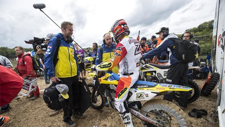 Nepričakovano: Suzuki danes sporočil, da zapušča motokros prvenstvo MXGP