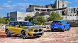 BMW uradno predstavil model X2