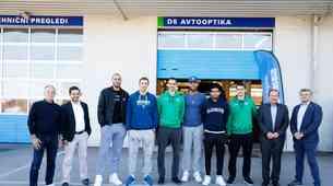 Toyo Tires nov pokrovitelj KK Petrol Olimpija