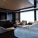 Izdelali jih bodo le sedem: Dinamiq GTT 115 Hybrid, prva superjahta s Porschejevim podpisom (foto: Dinamiq)