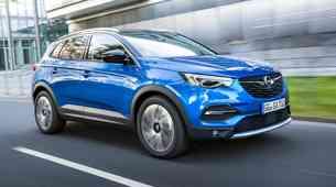 Opel Grandland X dobro skriva sorodstvo