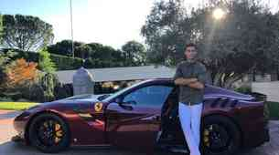 Poglejte, katere avtomobile vozijo najboljši nogometaši