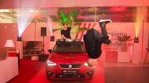 Špan je odprl novi salon za avtomobile znamke Seat