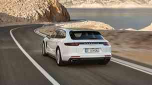 Vozili smo: Porsche Panamera Sport Turismo ali gospa Panamera Lopez