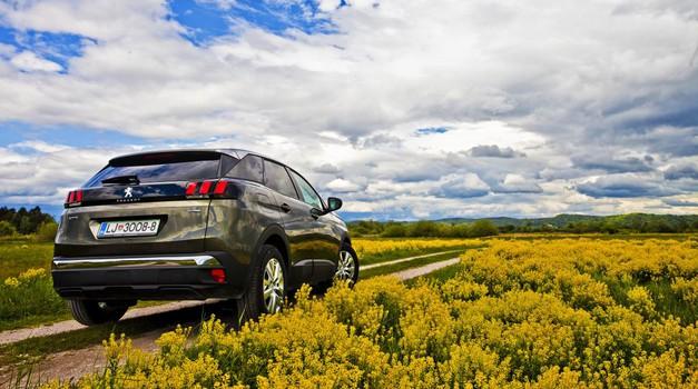 Podaljšani test: Peugeot 3008 (foto: Saša Kapetanović)