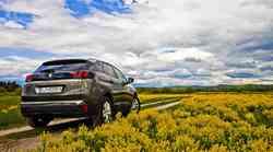 Podaljšani test: Peugeot 3008