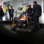 Honda 2018: poleg novega Gold Winga še CB1000R in Africa Twin Adventure Sports (foto: Matevž Hribar)