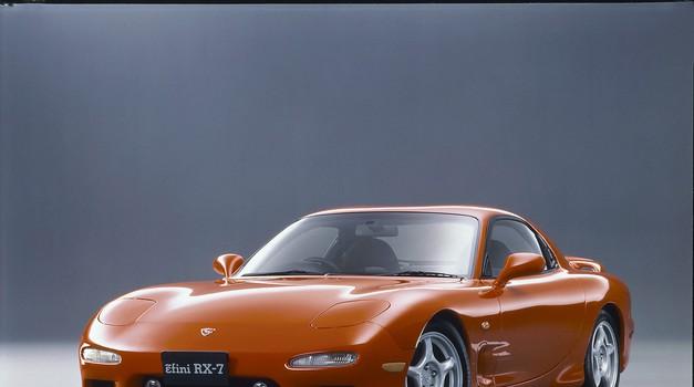 Zgodovina: Mazda - znamka, ki je mlajša od marsikoga izmed nas (foto: Mazda)