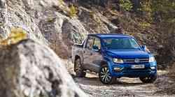 Kratki test: Volkswagen Amarok V6 4M