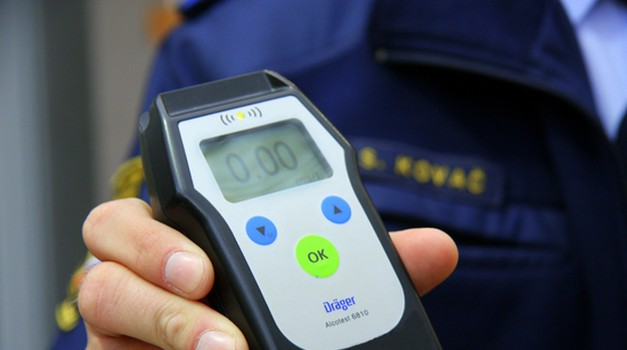 Policija ta teden izvaja poostren nadzor nad alkoholiziranimi vozniki (foto: Policija)