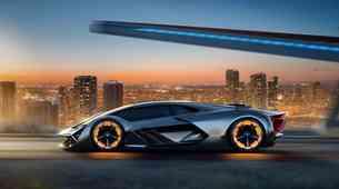 Ni šala: tudi Lamborghini predstavlja svoj prvi električni avtomobil