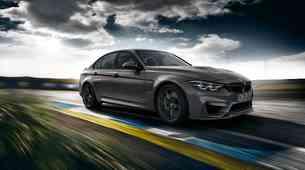 BMW M3 je še bolj zmogljiv, če ima na koncu imena kratico CS
