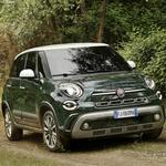 Novo v Sloveniji: Fiat 500L (foto: Fiat)