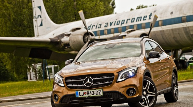 Kratki test: Mercedes-Benz GLA 220 d 4Matic (foto: Sasa_kapetanovic)