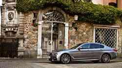 Na kratko: BMW 520d xDrive M Sport