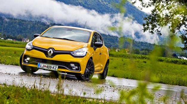 Kratki test: Renault Clio R.S. 220 EDC Trophy Akrapovič Edition (foto: Saša Kapetanovič)
