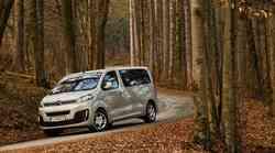 Kratki test: Citroën Spacetourer Feel M BlueHdi 150 S&S BVM6