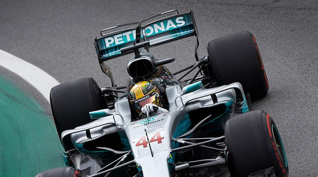 Lewis Hamilton za vrnitev V12 motorjev v formulo 1 (foto: Mercedes AMG Petronas Motorsport)