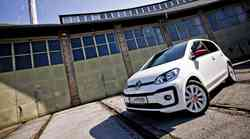 Kratki test: Volkswagen Up! 1.0 TSI Beats