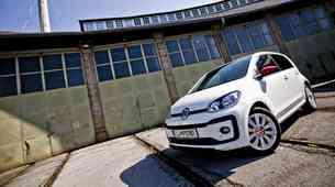 Kratki test: Volkswagen Up! 1.0 TSI Beats