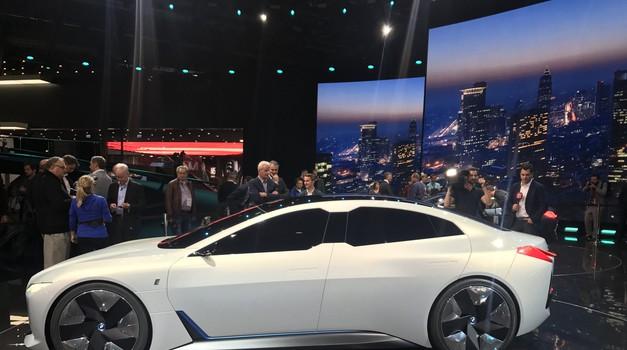 Predsednik BMW: Električna mobilnost je glavna prioriteta podjetja (foto: Arhiv AM)