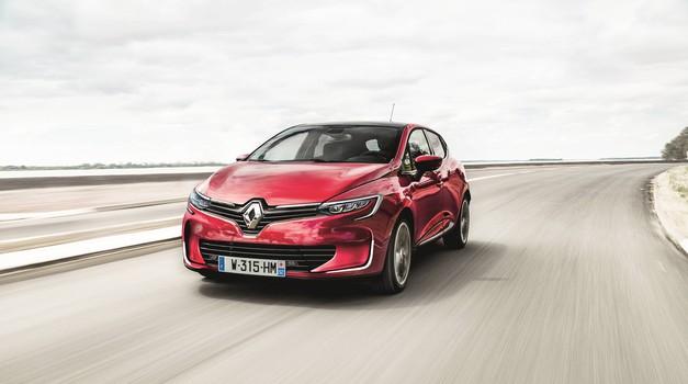 Razkrivamo Renault Clio pete generacije (foto: Bojan Perko)