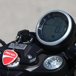 Test: Ducati Scrambler Cafe Racer (foto: Saša Kapetanovič)