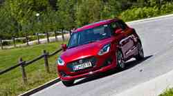 Test: Suzuki Swift 1.0 Boosterjet SHVS Elegance