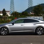Test: VW Arteon 2.0 TDI R-Line 4Motion - Vrh ponudbe (foto: Saša Kapetanovič)