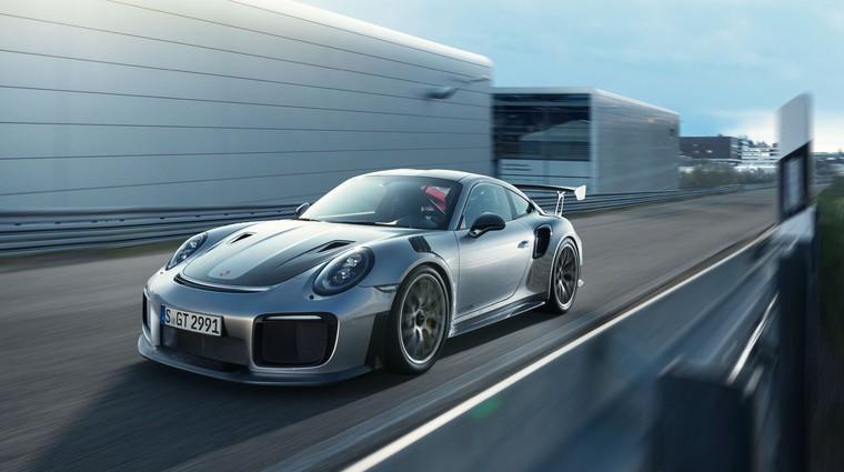 Sodobni športni avtomobili po mnenju Walterja Rohrla prehitri za Nürburgring (foto: Porsche)