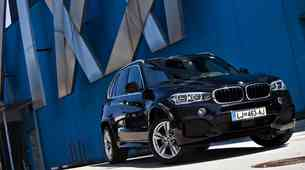 Na kratko: BMW X5 xDrive25d