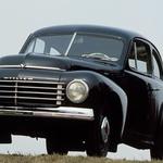 Zgodovina: namesto znamke ležajev je Volvo postal sinonim varnega avtomobila (foto: Volvo)